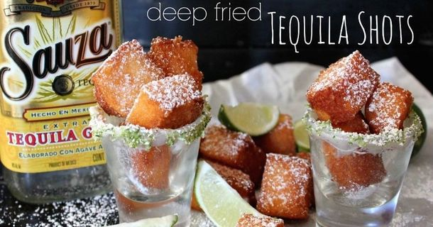 This Is The Last Booze Party Food Recipe You'll Ever Need